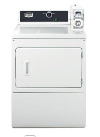 美泰克Maytag 12公斤投幣式直立式洗衣機MVW18CS