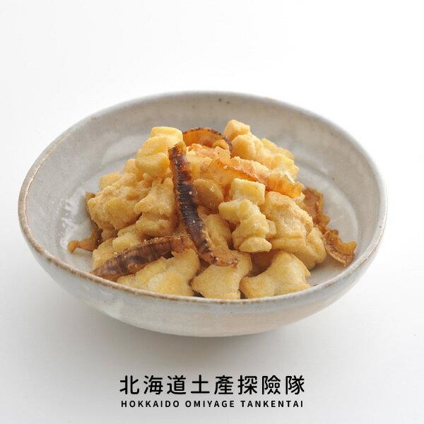 「日本直送美食」[北菓樓]開拓小米菓(枝幸帆貝)~北海道土產探險隊~