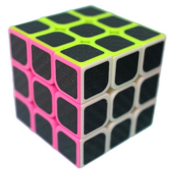 炫樂三階魔術方塊 (防滑5.7cm)YJ8360 / 一個入 { 定100 }  永駿三階魔方 3x3x3 比賽專用魔方~鑫 2