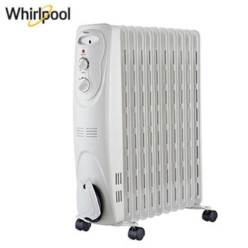 <br/><br/>  惠而浦11葉片機械電暖器WORM11W【愛買】<br/><br/>