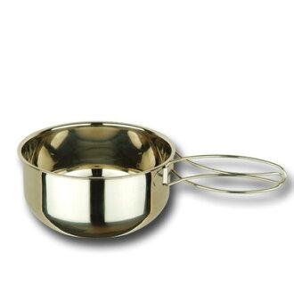 【露營趣】野樂 700cc 0.7L 可燒煮 超輕 輕量 不鏽鋼碗 登山 露營 個人餐具 ARC-1562
