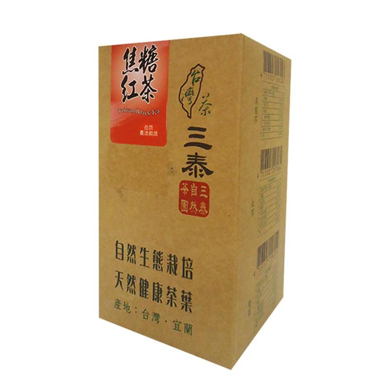 【三泰】焦糖紅茶 (150g/盒)