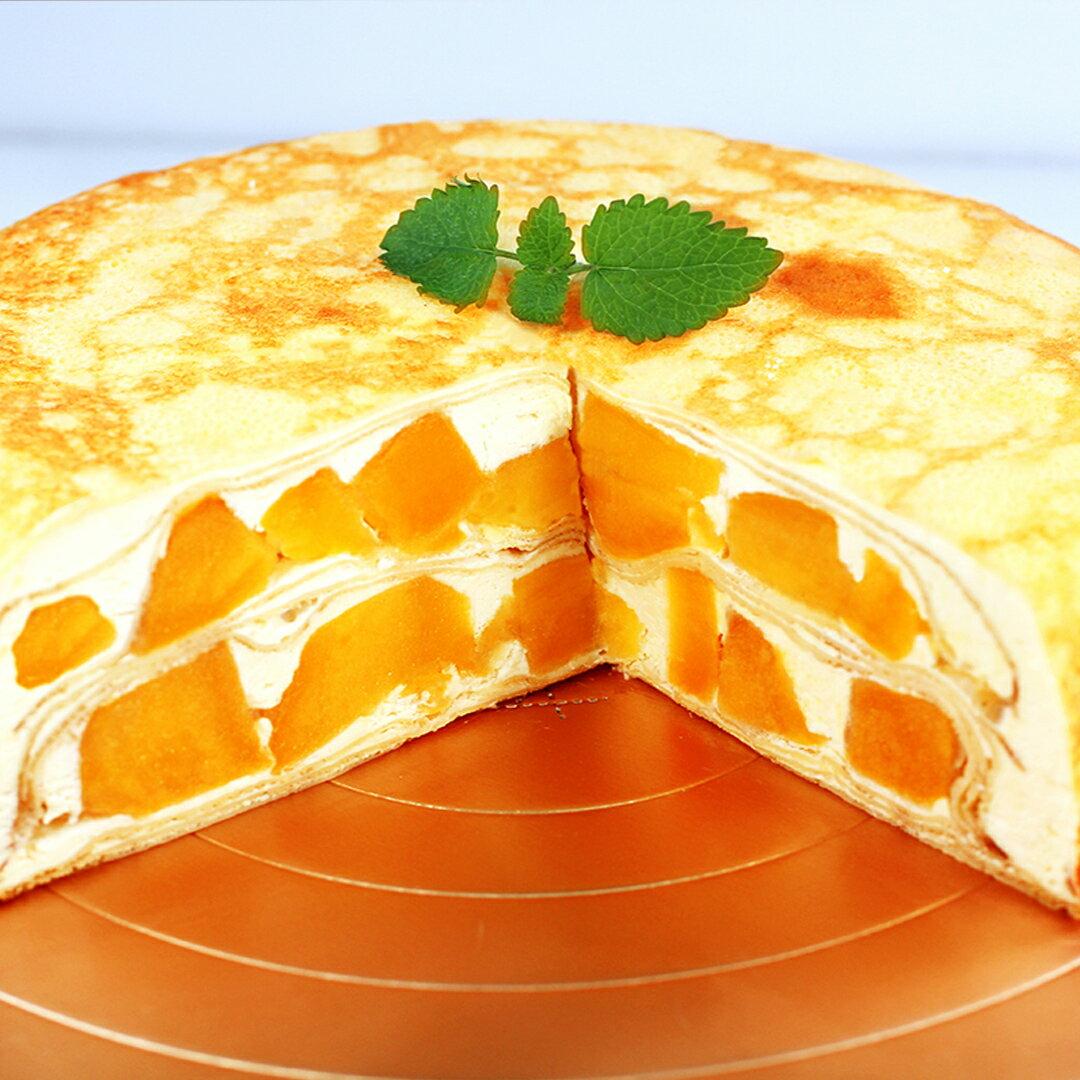 父親節蛋糕【塔吉特】芒果多千層(8吋) 2