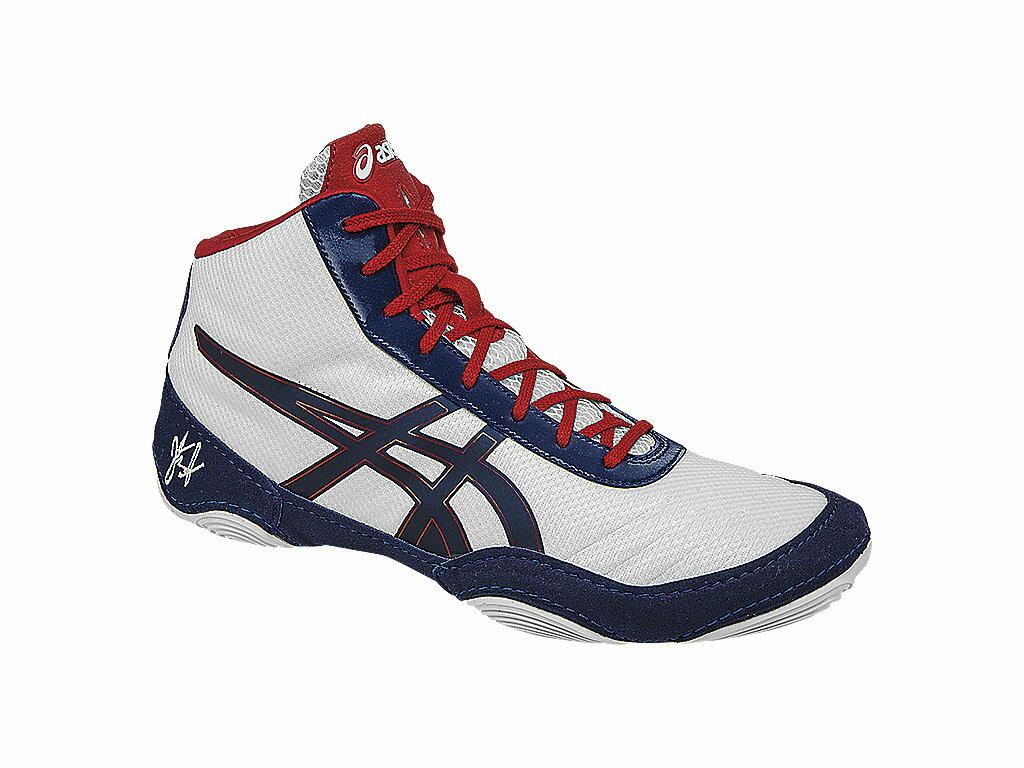 ec23ecad7898 ASICS  ASICS Men s JB Elite V2.0 Wrestling Shoes J501N