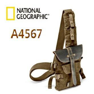 國家地理包 National Geographic 正成公司貨 NG A4567 - Sling Bag 單肩背包 NEW ARFICA 非洲系列白金版