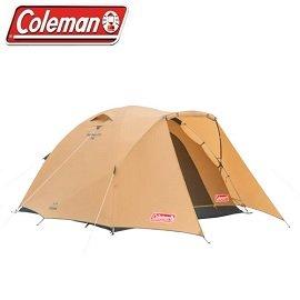 [Coleman]TOUGH270x250透氣圓頂3人帳篷公司貨CM-31568