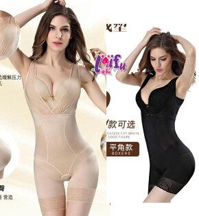 得來福塑身衣,F55塑身衣魔鬼密碼透氣收腹連身平角產後塑身衣正品,售價690元