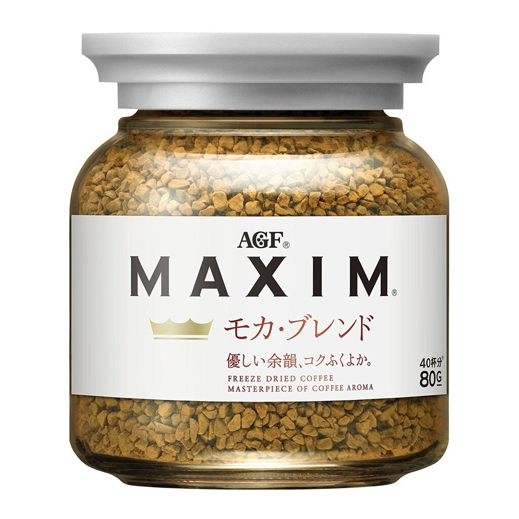 76尚宏 AGF MAXIM摩卡咖啡(80g)