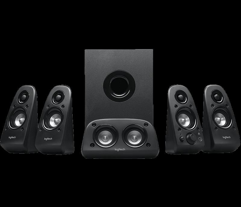 Logitech 羅技 Z506 5.1 環繞音效音箱系統  喇叭 2