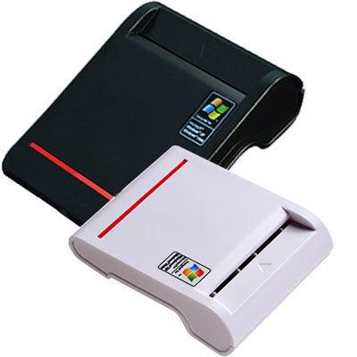 *╯新風尚潮流╭*EasyATM ATM晶片讀卡機 磁鐵吸附 SIM卡編輯軟體多合一晶片讀卡機 GT2