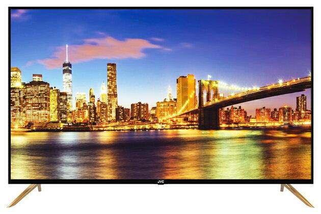 加贈【千尋盒子3】頂級4K 家庭娛樂 智慧 電視盒+JVC 55吋/型 4K智慧聯網 電視/顯示器 55Z 勝TH-55EX550W/EM-55ZT30D