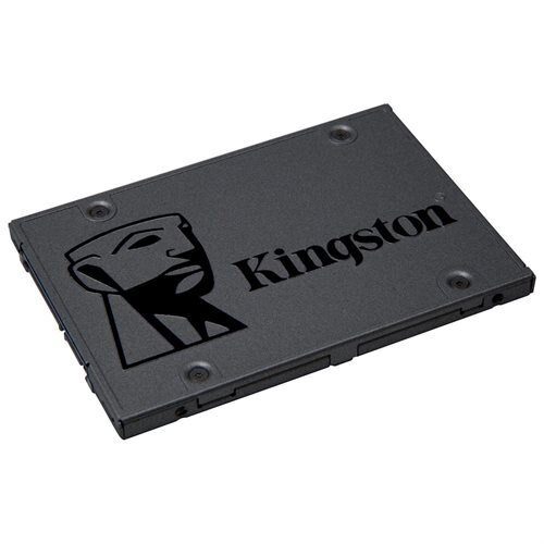 "Kingston SSD A400 Series 240GB 2.5"" SATA III 6Gb/s 7mm TLC Internal Solid State Drive SA400S37/240G 2"