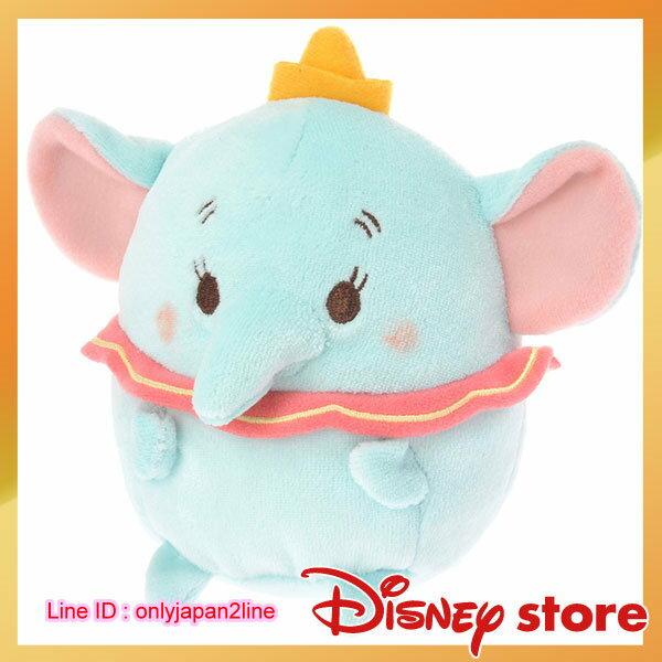 【真愛日本】16111000037專賣店限定香氛雲朵娃-粉彩小飛象  迪士尼 專賣限定 香氛娃  疊疊樂 沙包娃