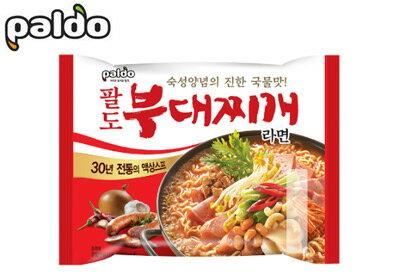 Paldo八道部隊鍋風味拉麵 (4包/袋)