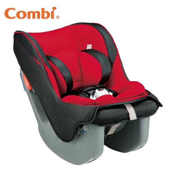 小奶娃婦幼用品:*贈原廠贈品*Combi康貝-CoccoroIIEG0-4歲汽車安全座椅(汽座)-薔薇紅
