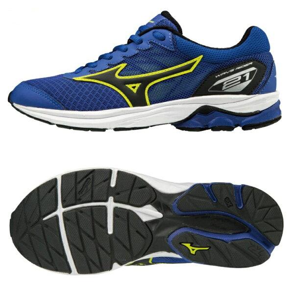 【登瑞體育】MIZUNO兒童慢跑鞋_K1GC182509