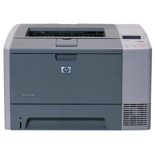 HP LaserJet 2420 1200dpi USB/Parallel B/W Laser Printer 0