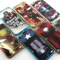 Marvel 手機殼與吊飾推薦到【MARVEL】iPhone 6 Plus/6s Plus 復仇者聯盟 時尚電鍍保護軟套就在Miravivi推薦Marvel 手機殼與吊飾