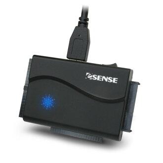 【迪特軍3C】Esense K392 USB3.0 SATA/雙IDE 快捷線-3A