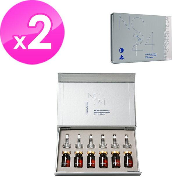 【澳洲Natures Care】NC24抗皺胎盤素安瓶 2入組 6pcs/盒