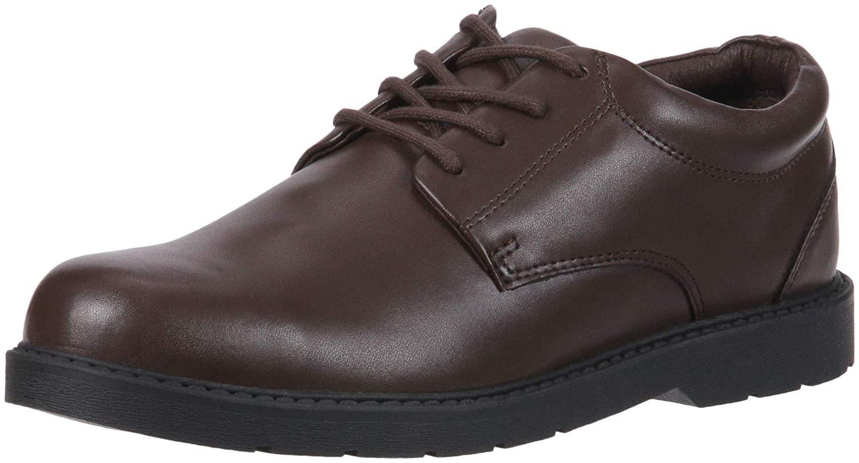04004a7a76c Ruze Shoes: Steve Madden M-Dodge Cognac Nubuck Mens Casual Dress ...