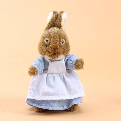 日本代購預購 比得兔 彼得兔 Peter Rabbit 小玩偶小娃娃 SS號 15cm 488-077