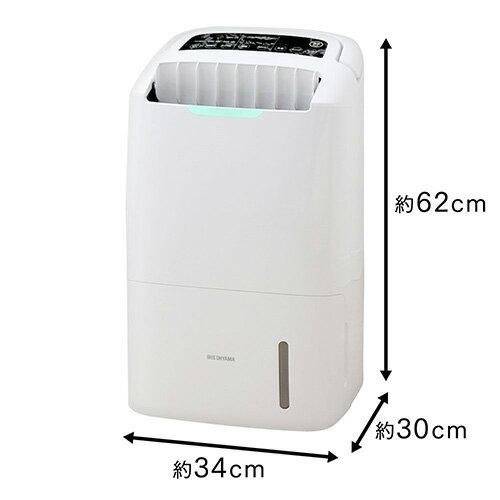 IRISOHYAMA【日本代購】 空氣清淨機 除濕機PM2.5 DCE-120 15坪
