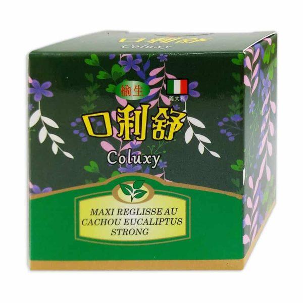 口利舒口含錠 12G/盒◆德瑞健康家◆