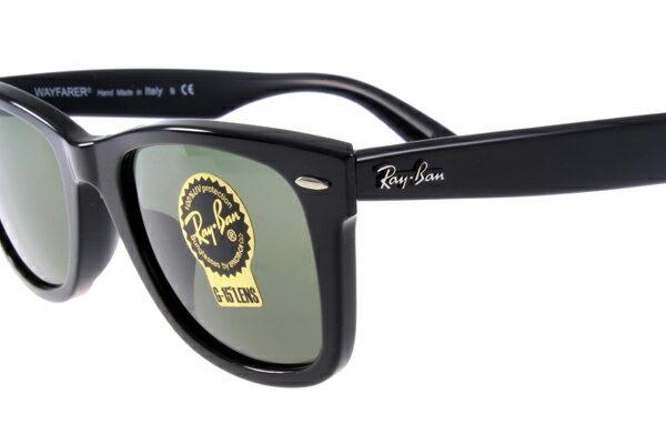 Ray Ban 雷朋  黑 太陽眼鏡 RB2140 4