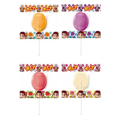 Fujiya不二家POP棒棒糖(6本入)