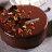 LeFRUTA朗芙*6吋白蘭地純黑巧克乳酪丨人氣首選 / 純手工製作 / 白蘭地X比利時嘉麗寶60%苦甜巧克力 / 傳統高溫烘法烤重乳酪蛋糕 / 美國進口頂級奶油起士 / 乳酪含量達60%以上 / OREO餅乾底 / 超濃郁豐富層次 1