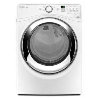 Whirlpool 惠而浦 15公斤(瓦斯型)滾筒乾衣機 WGD87HEDW 送安裝 熱線07-7428010