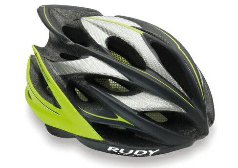 ~7號公園自行車~RUDY PROJECT WINDMAX 自行車安全帽^(黑綠^)