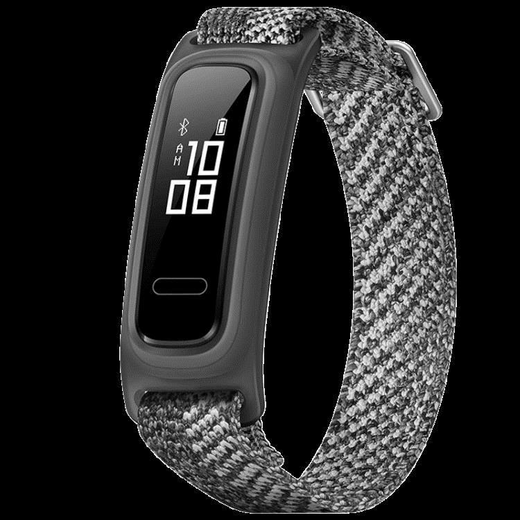 智慧手環 Huawei/華為手環4e籃球精靈數據監測藍牙多功能50米防水 跑姿指導兩周續航【快速出貨】