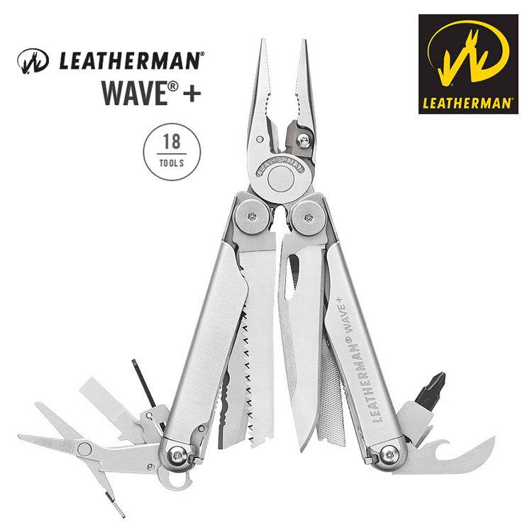 【LEATHERMAN】Wave PLUS 35周年傳承限定版工具鉗832551  /  城市綠洲 (黑手、多功能、不繡鋼、修理修繕) 1