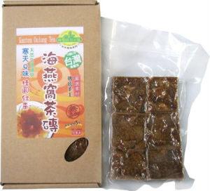 味榮 展康 海燕窩茶磚 280g 原價$130-特價$119 天然生珊瑚草 傳統手工 全素 桂圓紅棗 寒天Q味