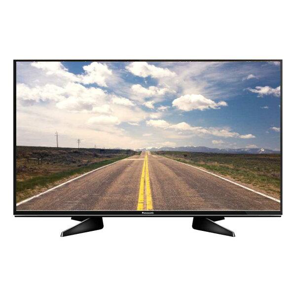 直接打93折★Panasonic 國際牌 43吋4K UHD液晶顯示器+視訊盒 TH-43EX600W