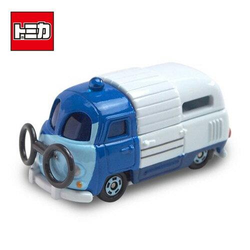 【日本進口正版商品】TOMICA 多美小汽車 腦筋急轉彎 憂憂 玩具車 DISNEY MOTORS 迪士尼 - 832652