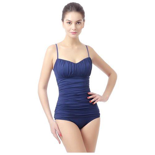 d9771e39ae9d2 Luxury Lane: phistic Women's UPF 50+ Missy & Plus Size Tankini ...