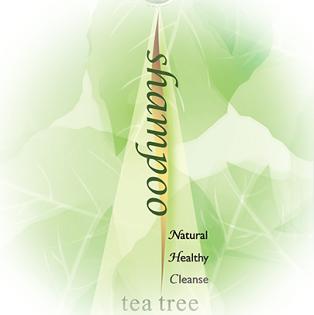 茶樹植萃香氛洗髮精1000ml