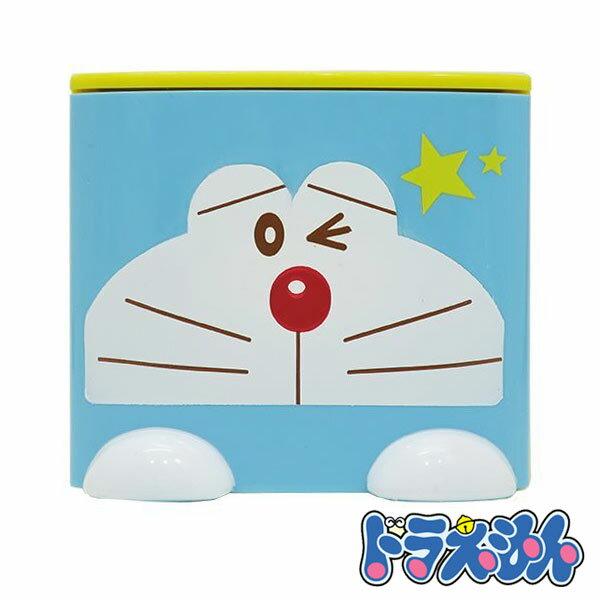 黃色款【日本進口】哆啦a夢 DORAEMON 疊疊樂 抽屜 收納盒 桌面收納 抽屜盒 小叮噹 - 437428