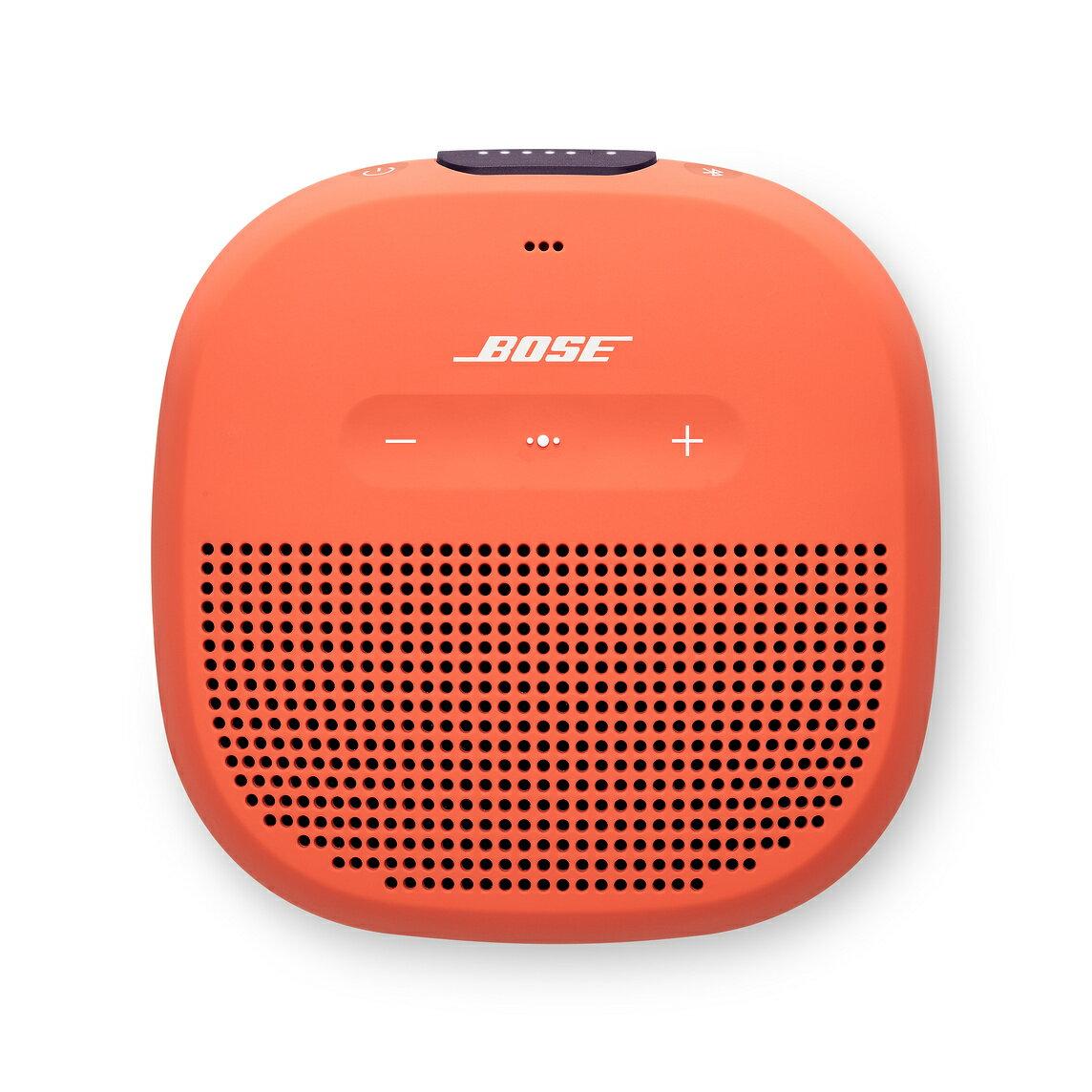 全新 BOSE 原廠 鮮橙色 SoundLink Micro 藍牙揚聲器