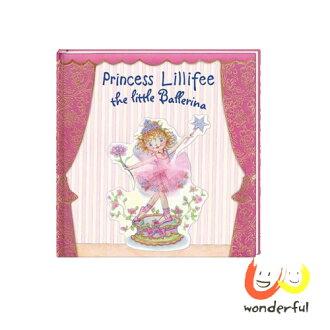 Lillifee 莉莉菲公主小小芭蕾舞家英文繪本