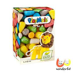 Playmais 玩玉米創意黏土小巧盒-獅