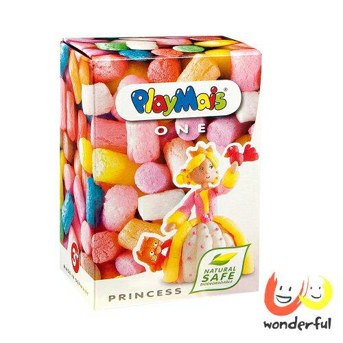 Playmais 玩玉米創意黏土小巧盒-公主