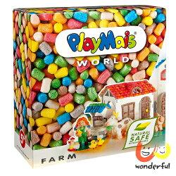 Playmais 玩玉米創意黏土主題禮盒-農場假期