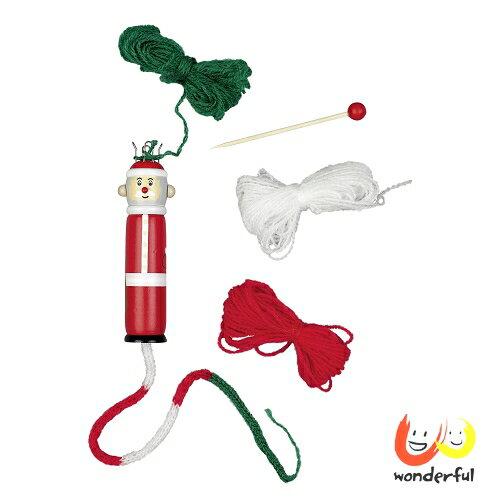 Spiegelburg 木製聖誕老人歐風編繩器
