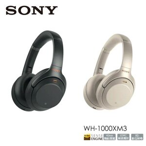SONY 索尼 耳罩式 無線降噪耳機 原廠公司貨 WH-1000XM3