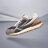 【4C124U050】FILA ZAGSTO 復古休閒運動鞋 老爹鞋 麂皮 灰米白卡其 男生尺寸 1GM00849-050 5