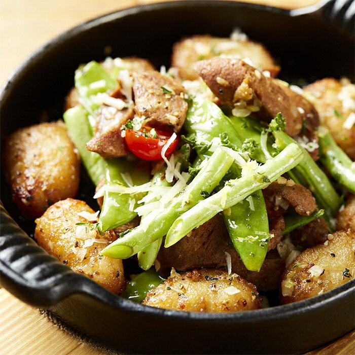 西班牙臘腸手工麵疙瘩(熱食+師傅親自示範料理)